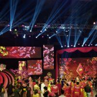 Gameshow Ký Ức Vui Vẻ Tại Mai House Saigon Hotel Ngày 25.12.2020 (39m2 MH Led P3 indoor)4