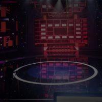 Gameshow Trời Sinh Một Cặp Mùa 4 Tại Phim Trường Tham Lương Ngày 12.03.2020 (59.5m2 Led P4 outdoor)